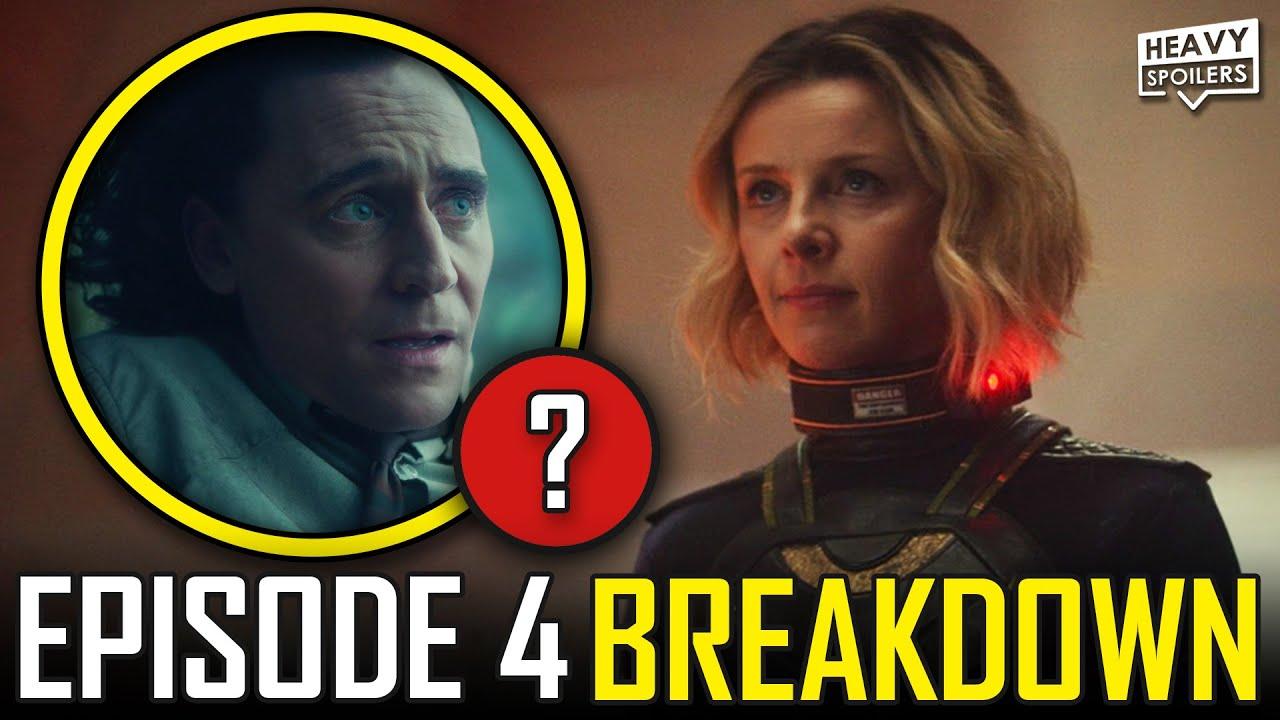 Download LOKI Episode 4 Breakdown & Ending Explained Spoiler Review | MCU Easter Eggs & Post Credits Scene