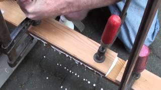 sử dụng keo dán gỗ như thế nào?