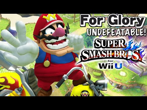Tasty  | Undefeatable! ~ Wario Ep. 3 - Super Smash Bros for Wii U (For Glory) HD