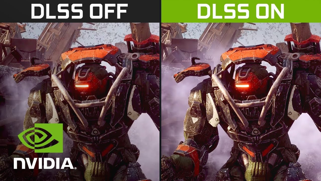 Anthem: NVIDIA DLSS Arrives – Up to 40% Performance Boost! - YouTube