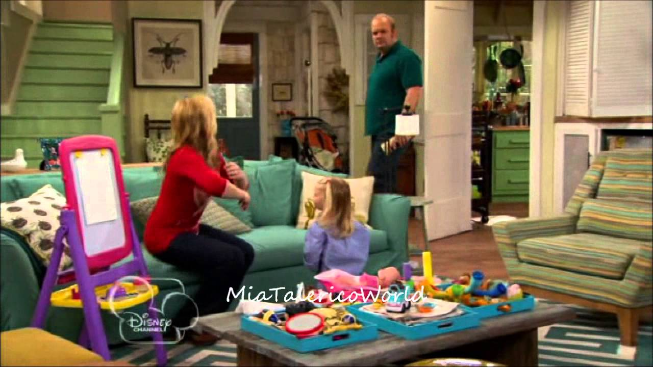 Mia Talerico On Good Luck Charlie   Episode Battle Of The Bands   YouTube Part 86