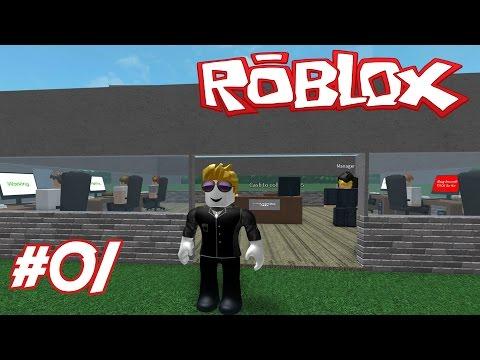 Roblox ▶ Game Development Tycoon - #01 - Game Studio - German Deutsch