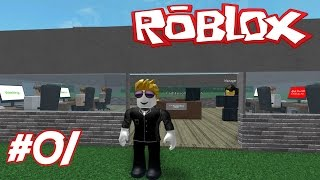 Roblox ▶ Game Development Tycoon - #01 - Game Studio - German Deutsch