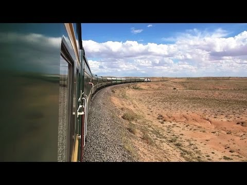 Trans-Siberian Trip to North Korea, Mongolia & Tibet - Music Video - Director's Cut