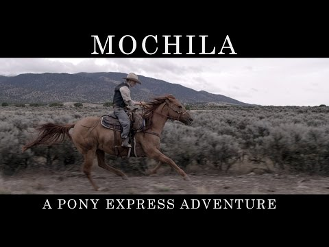 MOCHILA: A PONY EXPRESS ADVENTURE with Danielle Chuchran