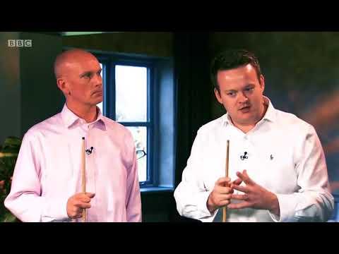 Shaun Murphy & Peter Ebdon talking about Ronnie O'Sullivan Tech Talk