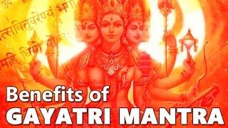 How chanting Gayatri Mantra helps you : Gayatri mantra chant 108 times