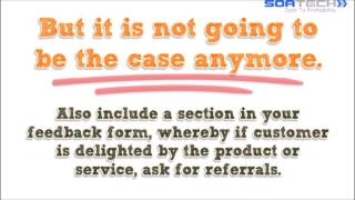 Importance of Customer Feedback in Business Mp3