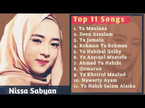 Full Album Lagu Nissa Syaban  TOLONG DI SUBSCRIBE YAA 😍