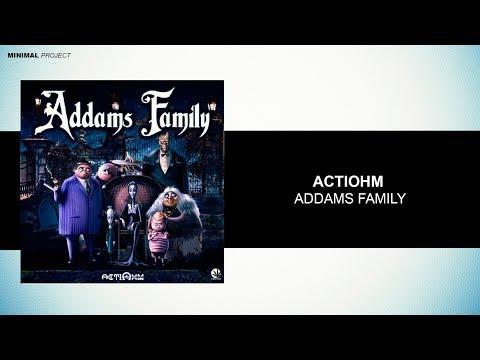 ActiOhm - Adams Family [Purple Haze Records]