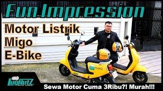 Motor Canggih TERMURAH! Modal HP & 3 RIBU Perak! - Migo EBike FUN IMPRESSION   LUGNUTZ Indonesia