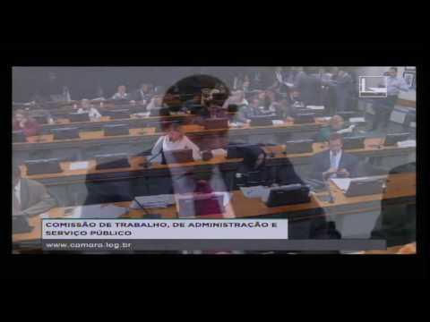 TRABALHO, ADMINISTRAÇÃO E SERVIÇO PÚBLICO - Reunião Deliberativa - 06/07/2016 - 10:54