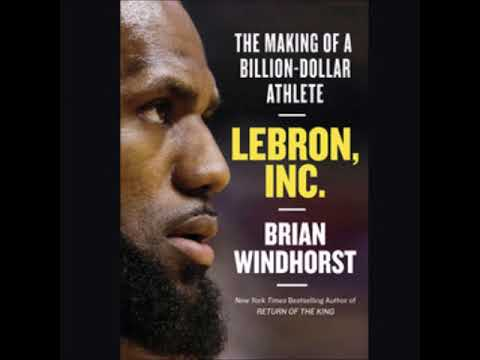 """Brian Windhorst joins Mike Gill discussing his  new book """"LeBron, Inc"""" Mp3"""