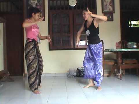 iPhone soft(Power Ubud) Yuliati dance training 3