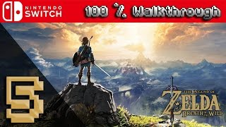 The Legend Of Zelda: Breath Of The Wild - 100% Walkthrough Part 5 (100% Guide, All Collectibles)