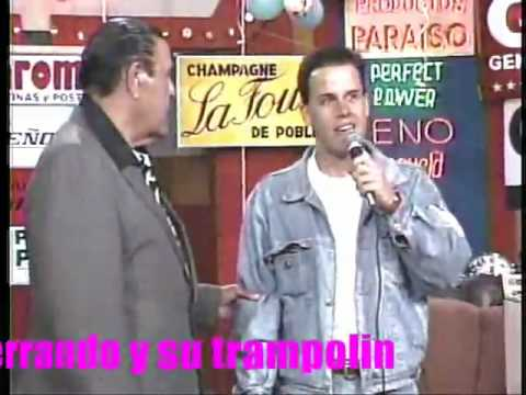 Gian Marco - Domitila - Trampolin a la Fama