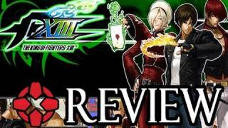 IGN Reviews - King of Fighters XIII Game Review