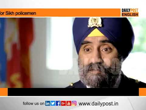 RCMP modify dress code norms for Sikh policemen