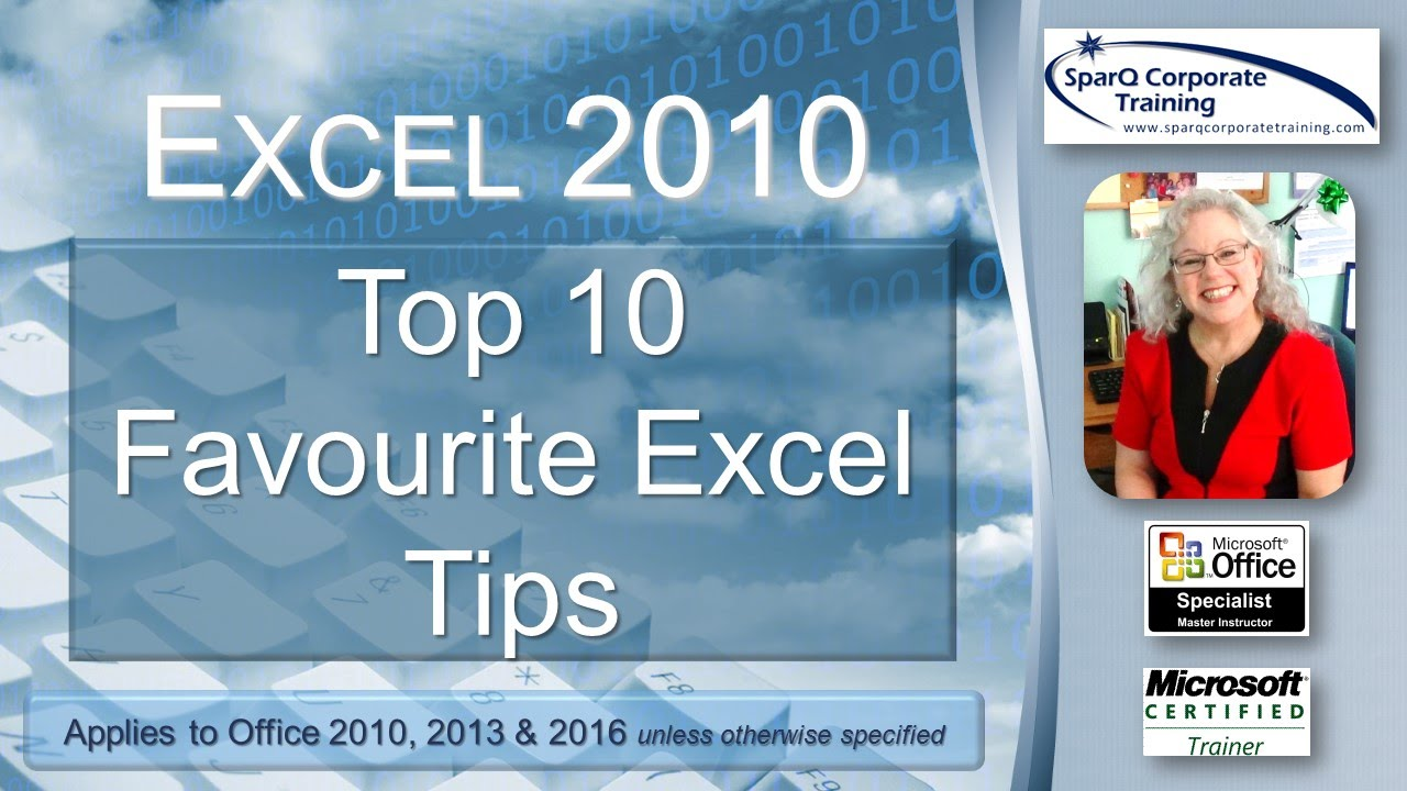 Ediblewildsus  Marvelous Excel   Top  Favourite Excel Tips  Youtube With Inspiring Vba Excel Date Format Besides Calculate Percentage On Excel Furthermore Bank Statement Template Excel With Appealing Summary Table Excel Also How To Set Up Macros In Excel In Addition Ms Excel Index And Mode Function Excel As Well As Excel Import Data From Web Additionally Software Test Plan Template Excel From Youtubecom With Ediblewildsus  Inspiring Excel   Top  Favourite Excel Tips  Youtube With Appealing Vba Excel Date Format Besides Calculate Percentage On Excel Furthermore Bank Statement Template Excel And Marvelous Summary Table Excel Also How To Set Up Macros In Excel In Addition Ms Excel Index From Youtubecom
