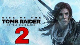 🔴Rise of The Tomb Raider( en vivo capítulo 2)