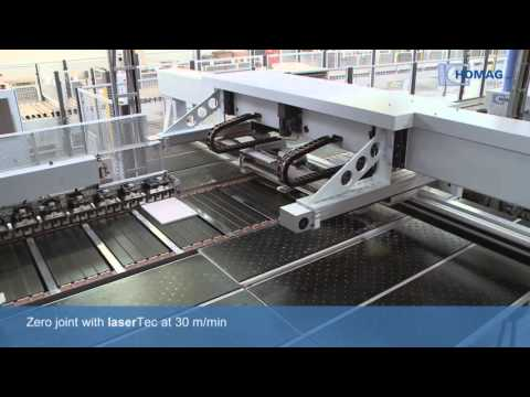 HOMAG Group Batch Size One Production - Furniture Manufacturing Case Study