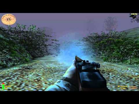 """Medal of Honor: Allied Assault - Level 4 """"Behind Enemy Lines"""" - Part 1: Rendezvous with Resistance"""