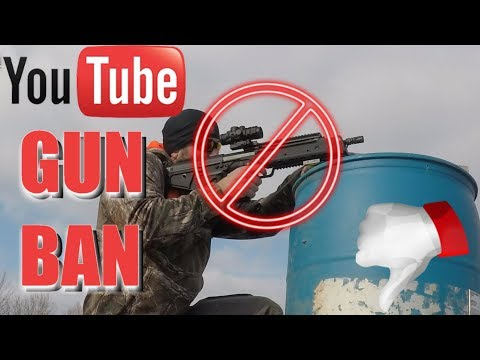 YouTube Moves to Ban Guns: 3 Things YOU Can Do.