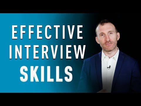 Effective Interview Skills by Owen Fitzpatrick
