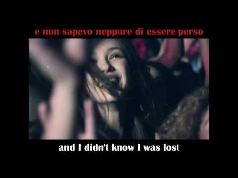 Avicii - Wake Me Up  - English and Italian Lyrics