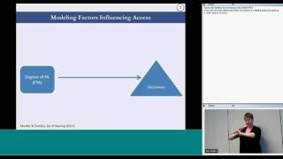 Webinar: Audiological and Educational Needs of...