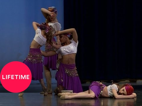 Dance Moms: Group Dance: Gypsies, Tramps, And Thieves (S4, E23) | Lifetime