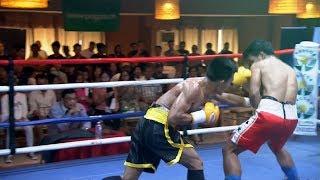 Roldan Aldea vs. Nathan Bolcio  | ESPN5 Boxing