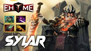 EHOME.Sylar Skeleton Wraith King - Dota 2 Pro Gameplay [Watch & Learn]
