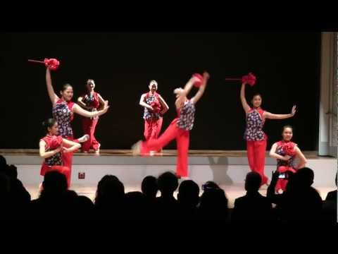 Red Ribbon Dance Honoring Bei Bei Gu and Satya Narayana Charka