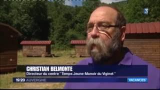 Reportage FR3 Des centres de vacances régulièrement contrôlés