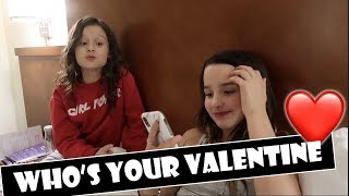 Who's Your Valentine ❤ (WK 372) | Bratayley