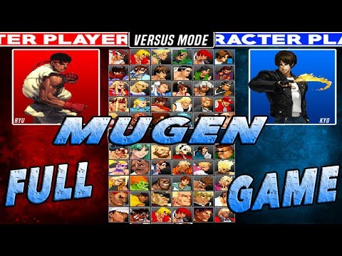 Street Fighter VS The King of Fighters - Mugen Download | GO