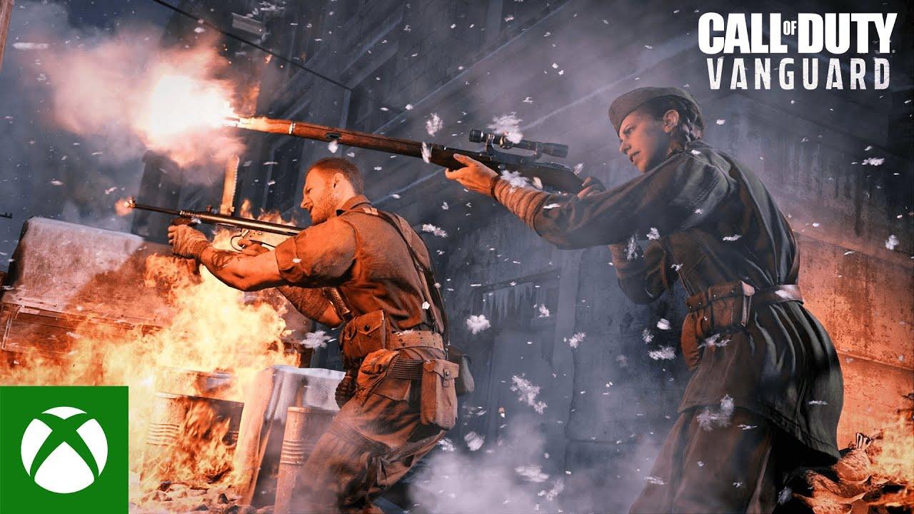 Call of Duty®: Vanguard BETA Trailer - Xbox