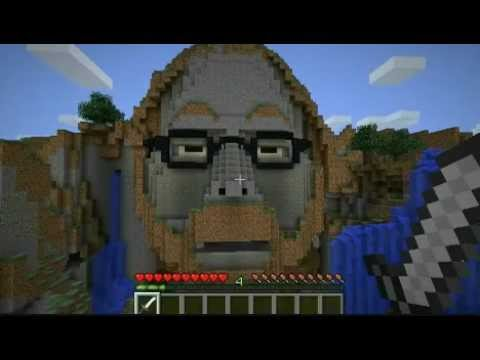 Minecraft The Temple Of Jeb Youtube