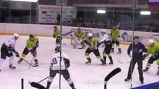 Шахты - Хоккей -  Снейк против Алмаза - Полная версия