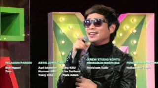 MeleTOP - Persembahan LIVE Mark Adam