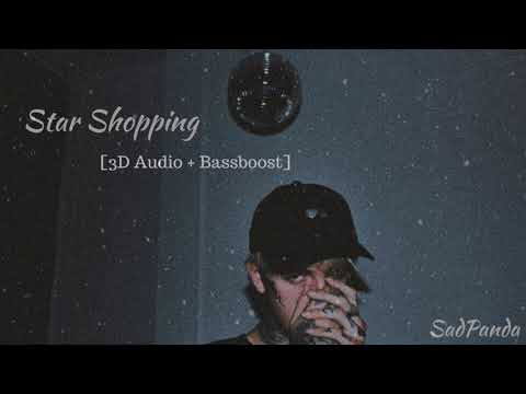 Lil Peep - Star Shopping (3D Audio Use Headphones)