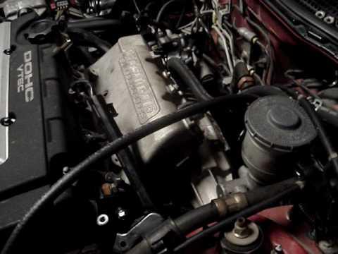 1995 Acura Integra GSR Jackson Racing Supercharger project build Part 2
