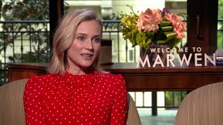 Diane Kruger & Janelle Monae Interview: Welcome to Marwen