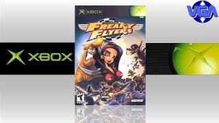 Freaky Flyers Gameplay Xbox ( 2003 )