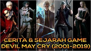 Cerita & Sejarah Game Devil May Cry (2001-2019)