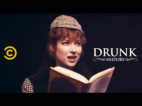 """The Journalists Who Outraced """"Around the World in Eighty Days"""" - Drunk History"""