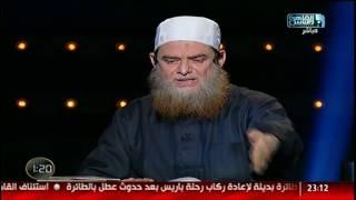 الشيخ محمود عامر: لا يجوز تقديم إتهام دون دليل!