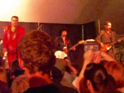 Red Elvises at the Bethlehem Musikfest 2010 - August 12