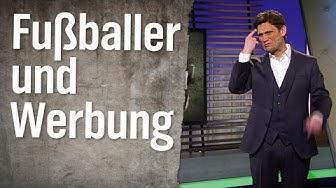 Die Moneyschaft - Fussballer und ihre Werbegeschäfte | extra 3 | NDR